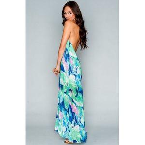 Show Me Your Mumu Key West Barbie Erlyn Maxi Dress
